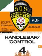 Handlebars / Controls