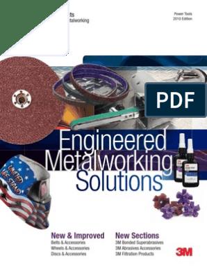 3M Metalworking Catalog_61-5002-8280-3 | Abrasive | Grinding