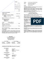 10-30-11 Bulletin