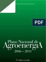 Plano Nacional de Agroenergia 2006 2011