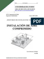 Instalaciones Aire Comprimido
