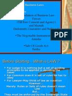 UNIT 1 Law Presentation