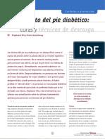 (0)-Pie Diabetico Descarga Del Pie