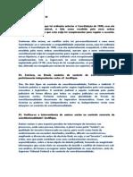 Questionário PROVA-Constitucional