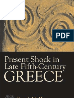 DUNN Present Shock in Late Fifth-Century Greece