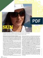 Sun Screen-saver