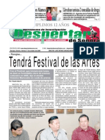 Edicion 17 de octubre del 2008
