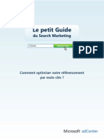 Le Guide Search Marketing