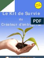 le kit de survie du créateur d'entreprise