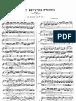 Moszkowski Op 91 20 Etudes