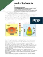 Plasme Termice Radiante in Infrarosu