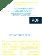 exacerbacion de EPOC presentacion 2011!!