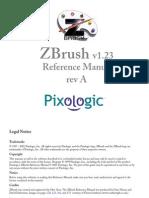 ZBrush Manual
