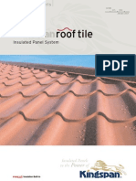 Kingspan Rooftile