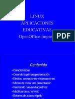 5 Molinux y Open Office Impress