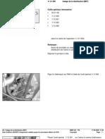 RA Calage de La Distribution (M57)
