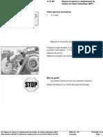 RA Dépose Et Repose Ou Rem Placement Du Tendeur de Chaîne Hydraulique (M57)