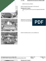 RA Rem Placement de La Buse de Ventilateur (M57)