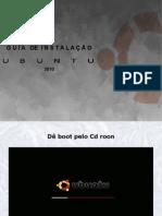 guia de instalação do ubuntu