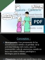 Menopausia - Climaterio.2