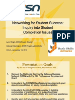 Networking for Student Success