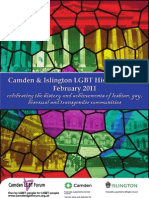 LGBT History Month 2011 Screen