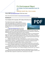 Pa Environment Digest Oct. 31, 2011