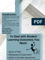 Course Assessment Basics
