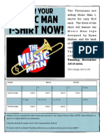Music Man Order Form