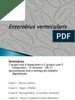 Enterobius e Trichuris
