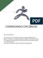 Zbrush Guia de Comienzo1