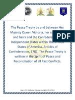 The Peace Treaty 10 28 2011