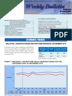 MITI Weekly Bulletin Volume 126 - 19 January 2011