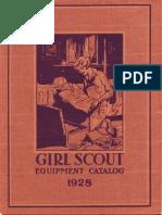 FOUND 1928 Catalog