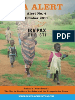 CPA ALERT4 the War in Southern Kordofan and the Prospects for Peace