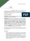 proyecto Cursos de capacitación y perfeccionamiento de Alumnos y ex alumnos de la Facultad de Ciencias Económicas