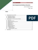 Conceptos Generales de Ingeniería del Software Educativo Parte II