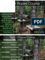 The Rails 3 Ropes Course Presentation