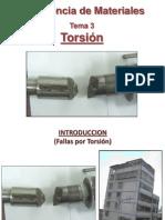 Clase 9 (22.09.11) Torsion