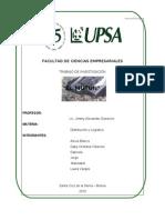 Distribución y Logistica  - El Mutun