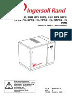 Compresor i. Rand(Ssr Up6 40 Manual de Operacion y Mantenimiento