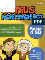 Genius Matematika Kelas 4