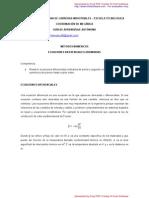 Guia Metodos Numericos EDO