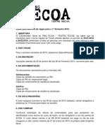 Teatro Social (ONG ECOA)