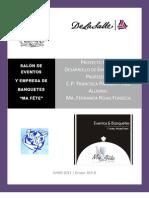 Proyecto Final Desarrollo de Emprendedores Ma Fernanda Rojas