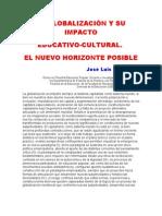 José Luis Rebelato -LA GLOBALIZACIÓN Y SU IMPACTO-