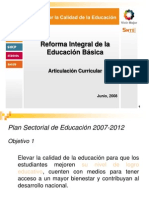 _PresentacióN  DE ALIANZA POR LA  EDUCACION