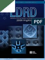 2009 Ldrd Highlights