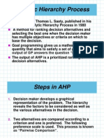 Ahp Lecture