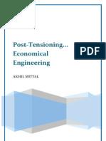 Post Tension Ing